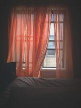 オシャレなカーテン