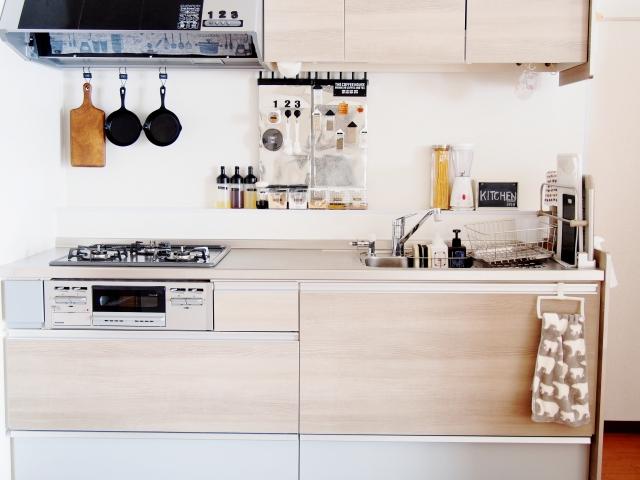 台所の寒さ対策