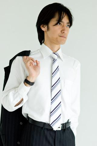 ワイシャツのクリーニング