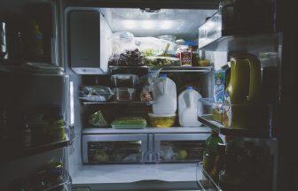 大きめの冷蔵庫