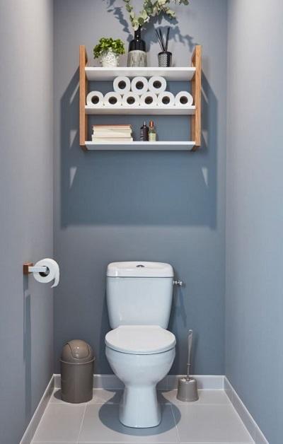 一人暮らしのトイレをおしゃれに変身させるインテリアの5つの工夫5