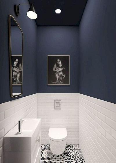 一人暮らしのトイレをおしゃれに変身させるインテリアの5つの工夫3